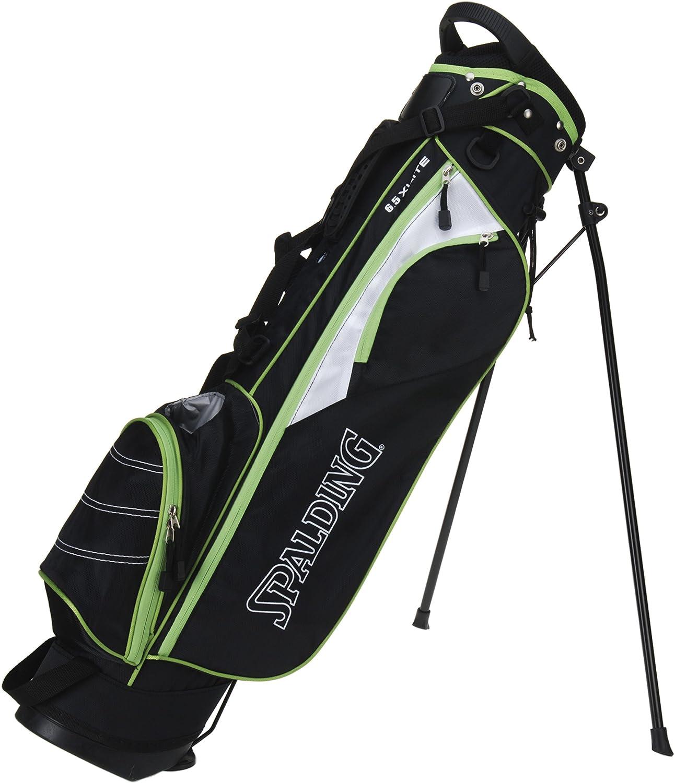 Spalding Stand - Bolsa de Mano para Palos de Golf, Color ...