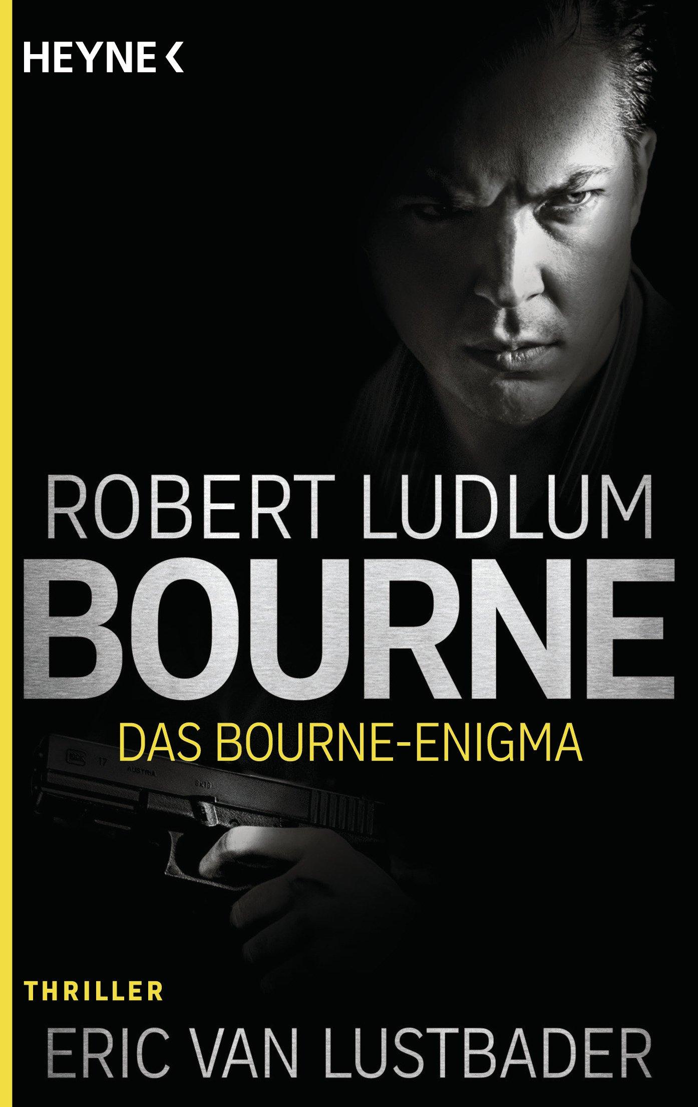 Robert Ludlum & Eric Van Lustbader - Das Bourne-Enigma (JASON BOURNE 13)