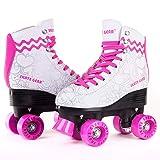 C SEVEN Skate Gear Cute Roller Skates for Kids