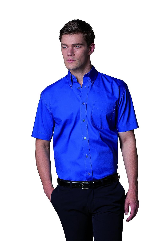 Kustom Kit chemise Oxford entreprise à manches courtes