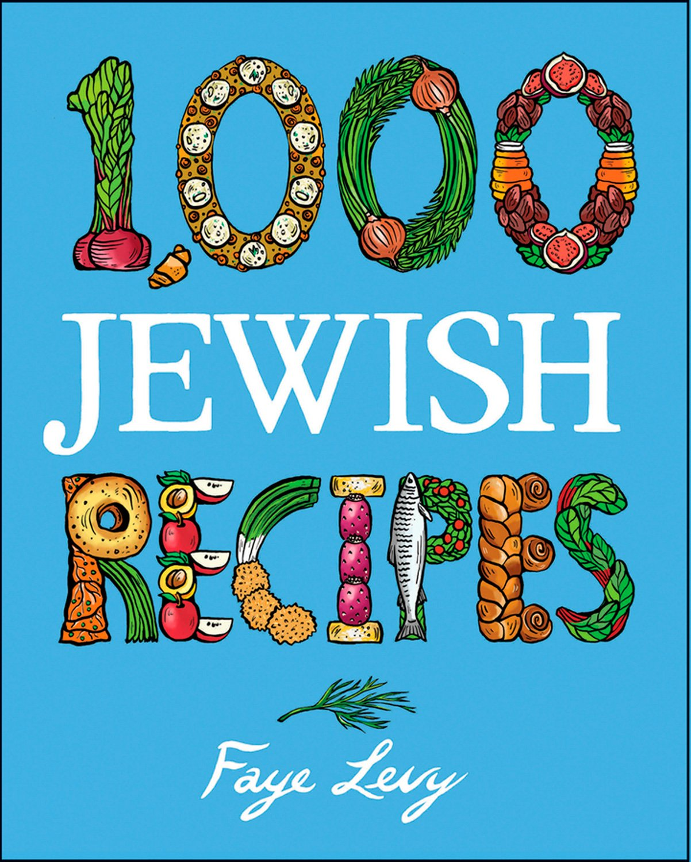 1,000 Jewish Recipes (1,000 Recipes) pdf epub