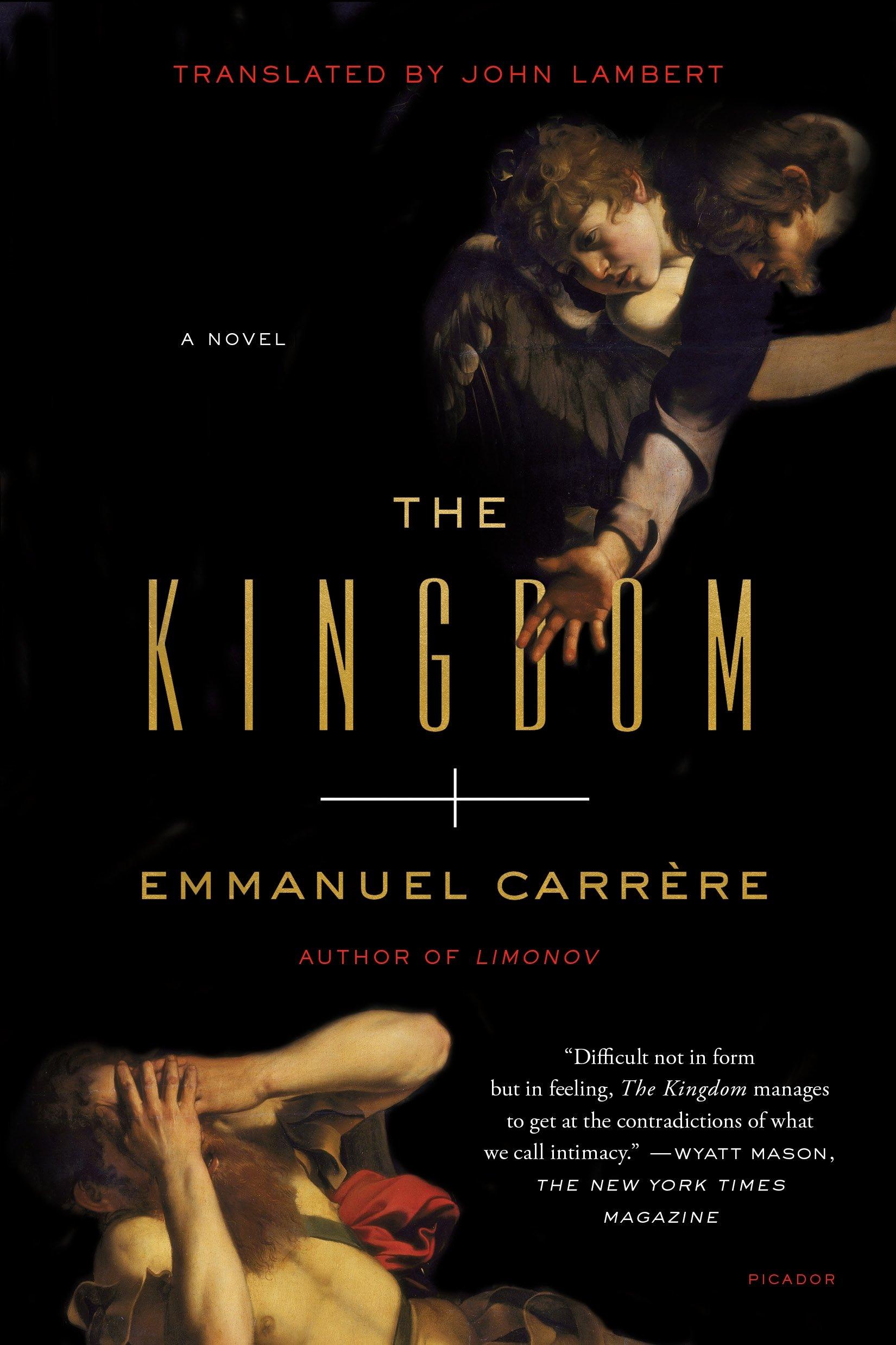 The Kingdom: Emmanuel Carr�re, John Lambert: 9781250159441: Amazon:  Books