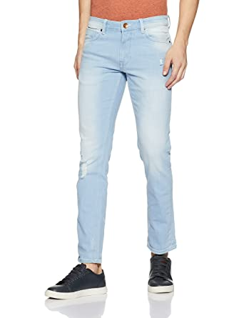 United Colors of Benetton Men s Skinny Fit Jeans  Amazon.in  Clothing    Accessories f8fb6831d244
