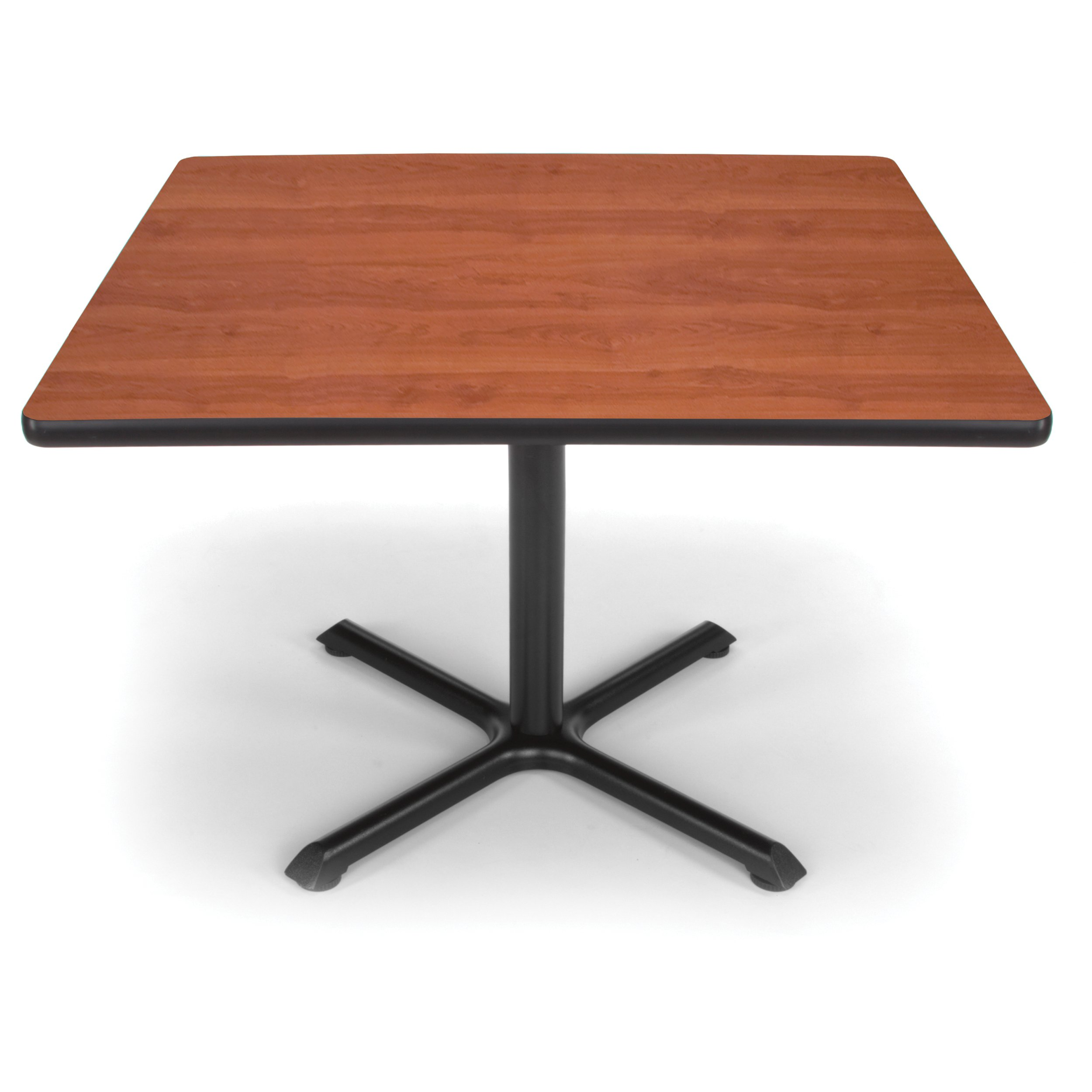 OFM Square Multi-Purpose Table, 42'', Cherry by OFM