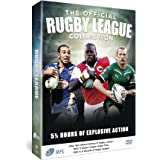 The Official Rugby League collection [DVD]