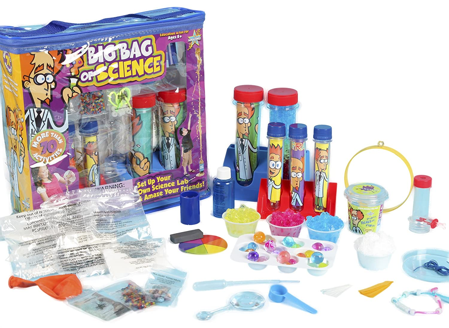 Big Bag Of Science +70 Activities