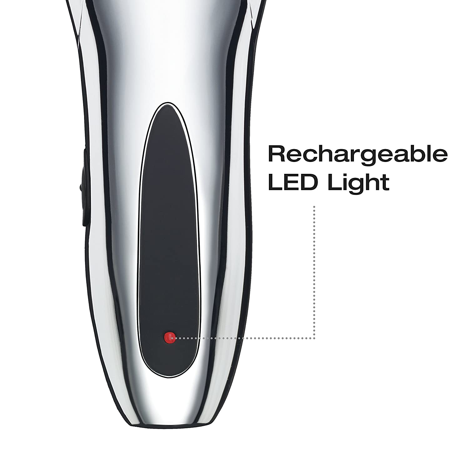 Conair Cordless Hair Clippers Kit, Rechargeable Home Hair Cutting Kit - 22 Piece