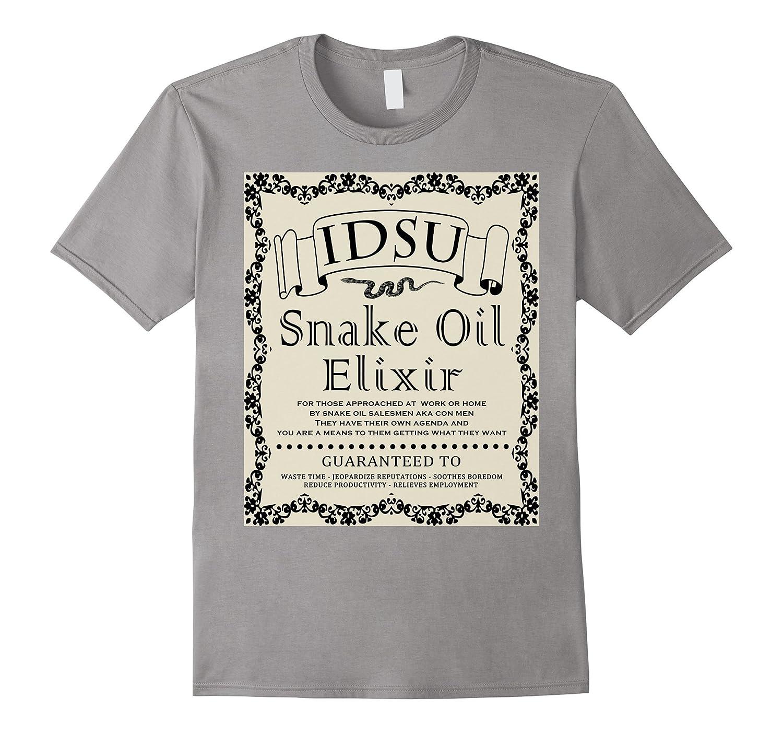 Snake Oil Elixir T-Shirt-ANZ
