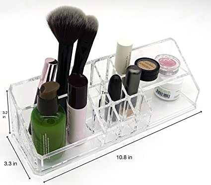 ab0970281425 None-Branded 10.8*3.3*3.1 inches: Acrylic / PS Multifunctional ...