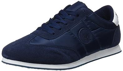 a40d4f2927b980 El Flamenco Zapatos De Deporte De Botin Malla Azul, Chaussures de Fitness  Homme, Bleu