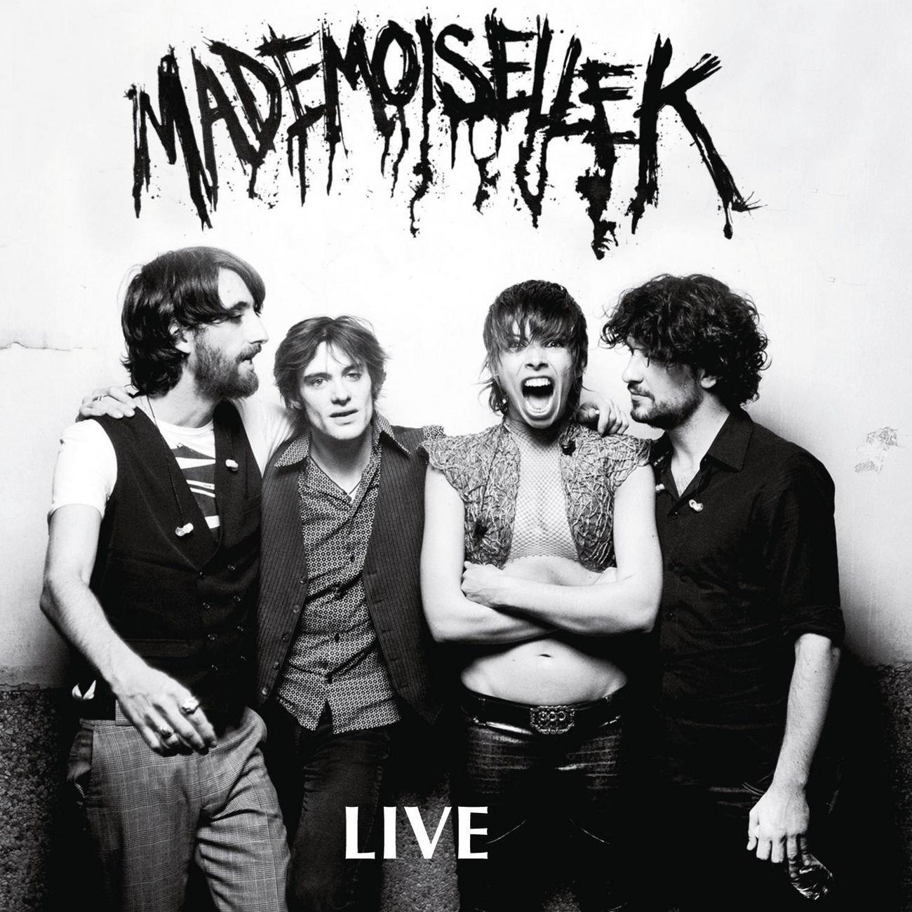 Live 2009: Mademoiselle K: Amazon.fr: CD et Vinyles}