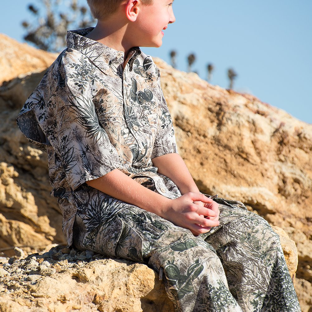 GameGuard Outdoors Youth Brush Pant