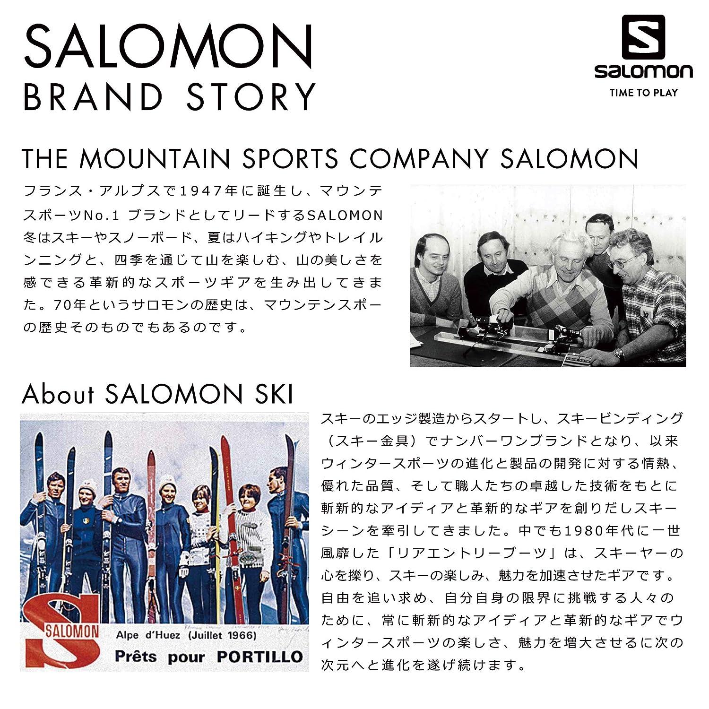 SALOMON Extend 2PAIRS 175+20 SKIB Mochila de Viaje o Senderismo Unisex Adulto Cierre de Cuerda Loft 10 Capacidad l Moderna y pr/áctica