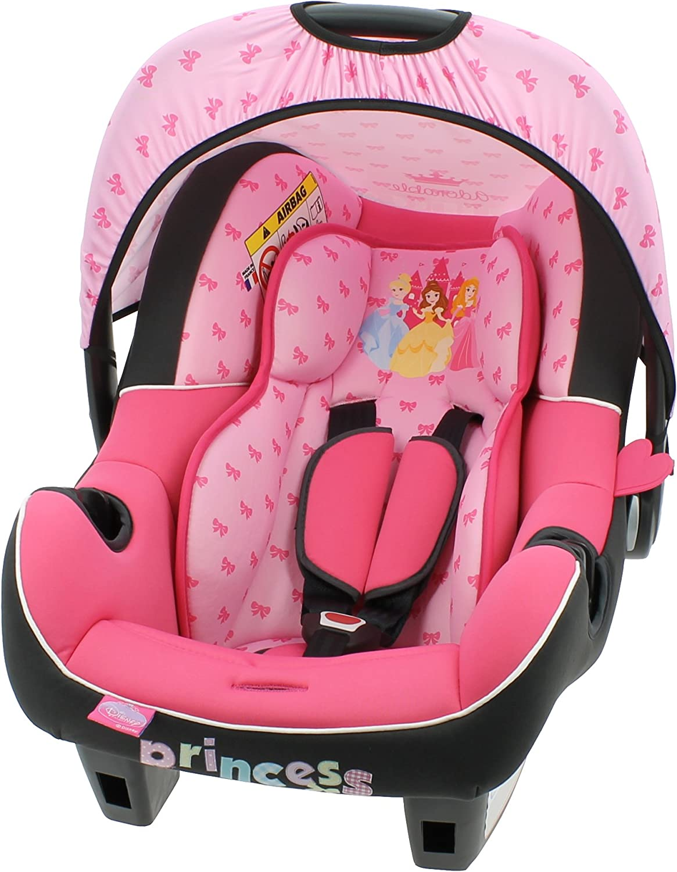 Beone Car Seat SP Luxe Disney Princess,suitableto 12 month 495259
