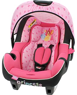 Disney Princess Beone SP Infant Carrier Car Seat