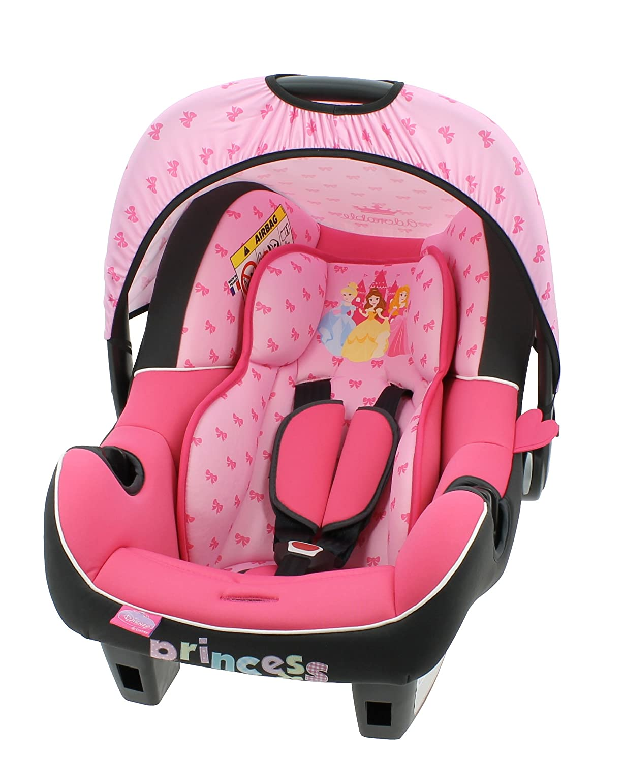 Disney Princess Beone SP Infant Carrier Car Seat 498259