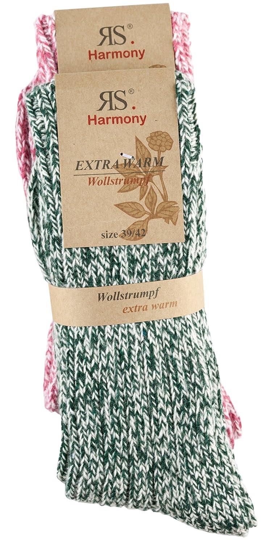 b0fd1b410b022c 3 PAAR Damen Woll - Socken Strümpfe Söckchen