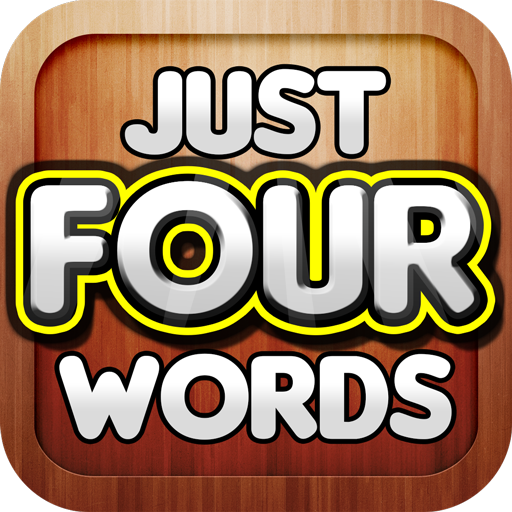 amazon com just four words a word puzzle game for your brain