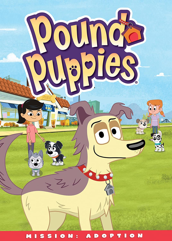 Amazon Pound Puppies Mission Adoption Eric McCormack John