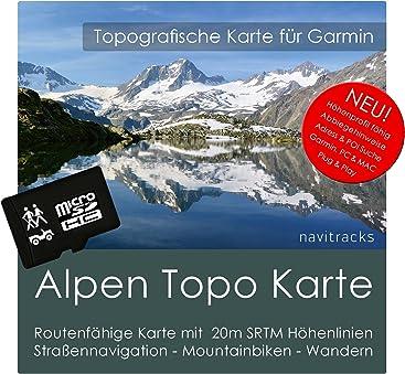 topo8 gps kart Amazon.de: navitracks topo8 gps kart