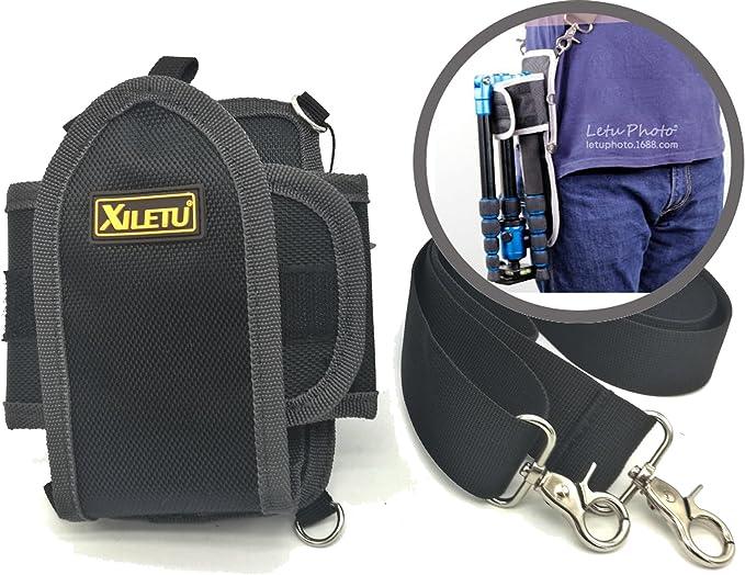 Coolway® Bolsa para cinturón de cámara profesional, Bolsa para ...