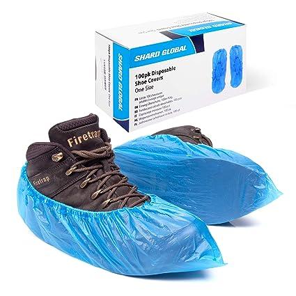 Pack de 100 bolsas de plástico de usar y tirar para los pies ...