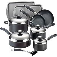 Circulon Anodized Nonstick 13-Pc. Cookware Set
