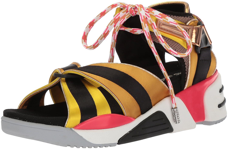 Marc Jacobs Women's Somewhere Sport Sandal B075Y737NV 36 M EU (6 US)|Yellow/Multi