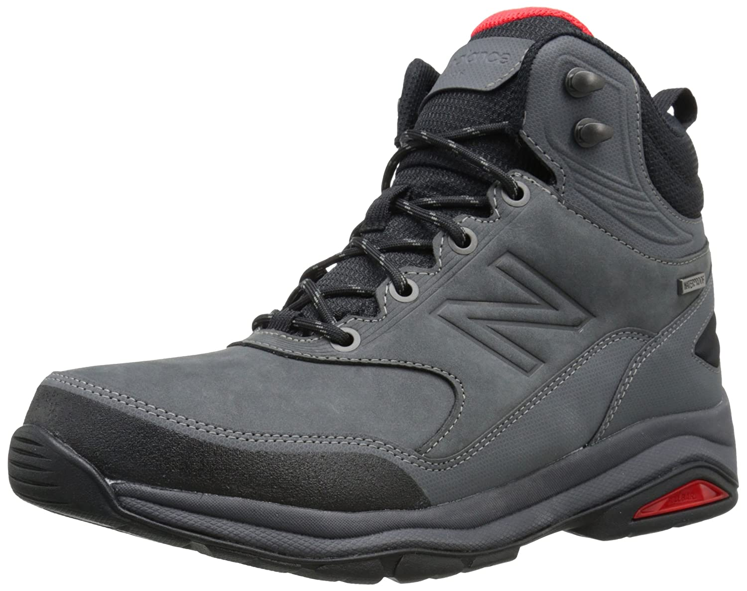 New Balance Hombre MW1400 Walking Trail Boot, Grey, 43 EU: Amazon.es: Zapatos y complementos