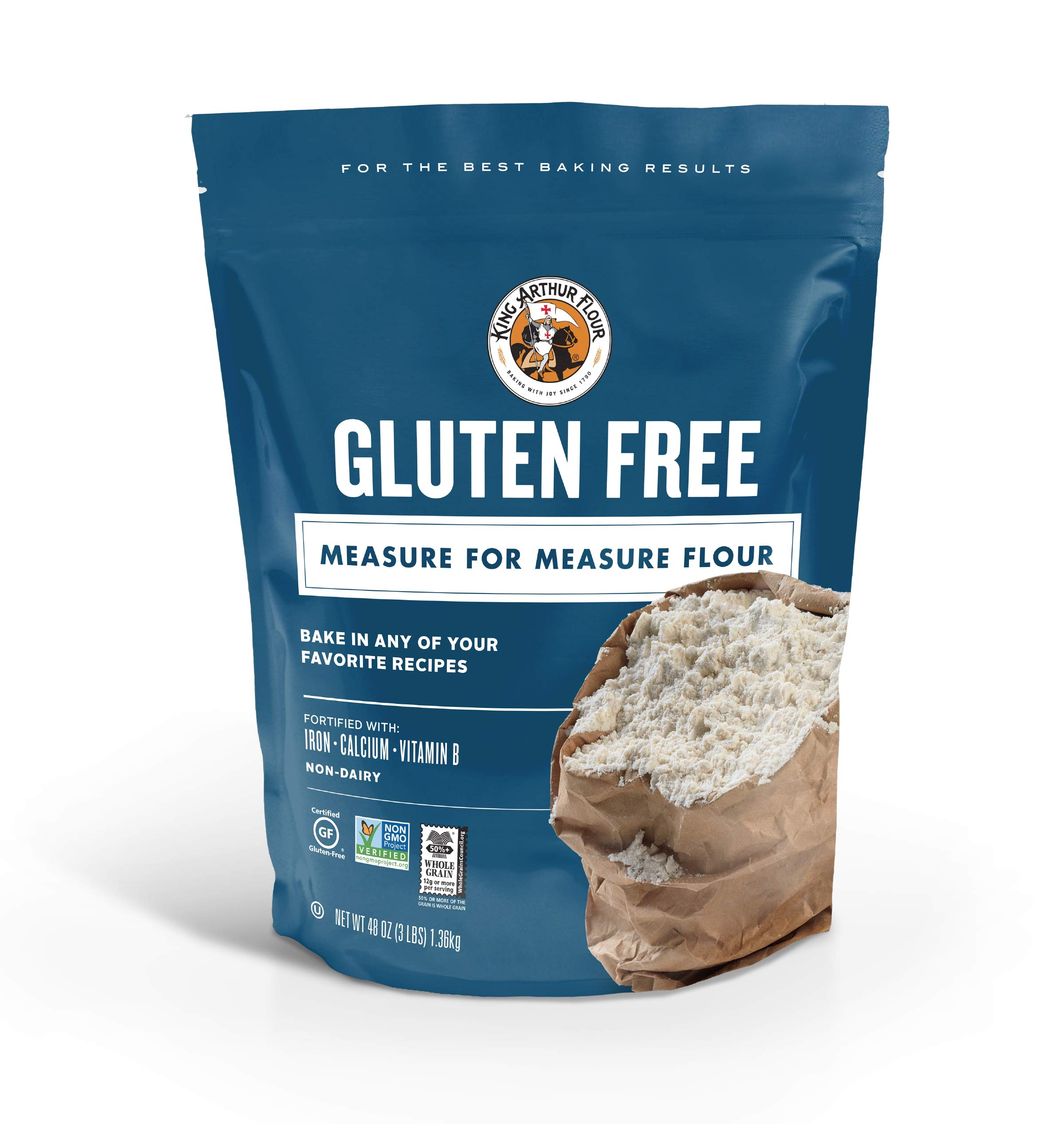 Amazon King Arthur Flour Gluten Free Measure For