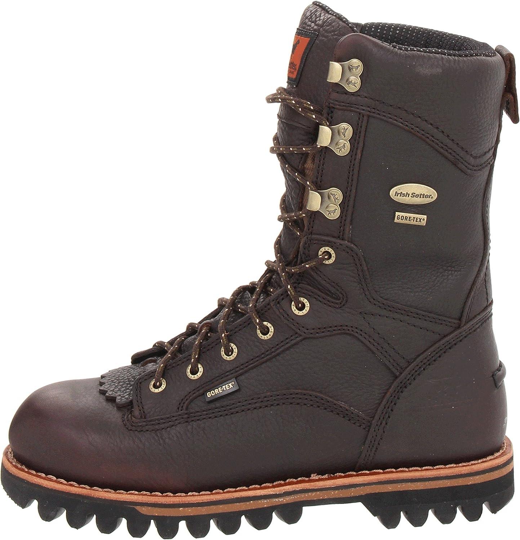"Irish Setter Men\'S 860 Elk Tracker Waterproof 1000 Gram 12\"" groß Game Hunting Boot"