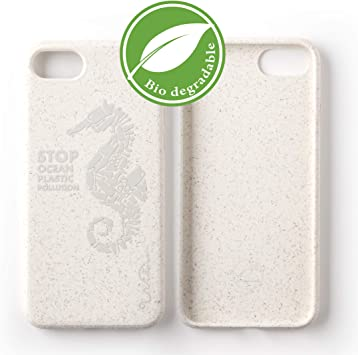 Funda Biodegradable Ecológica Wilma Compatible con iPhone 6 / 6S ...