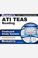 ATI TEAS Reading Flashcard Study System: TEAS 6 Test Practice Questions & Exam Review for the Test of Essential Academic Skills, Sixth Edition (Cards) Paperback