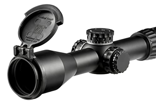 Steiner T5Xi 5-25 x 56mm Riflescope, SCR Reticle reviews