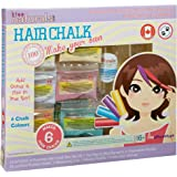 Fundamentals Kiss Naturals DIY Hair Chalk Making Kit
