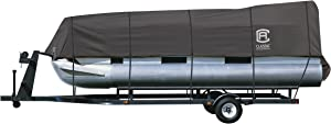 Classic Accessories StormPro Trailerable Pontoon Boat Cover