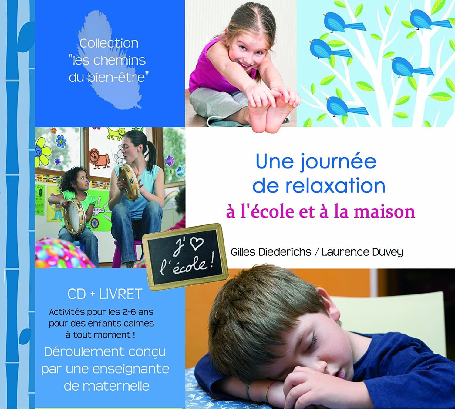 musique relaxation ecole maternelle