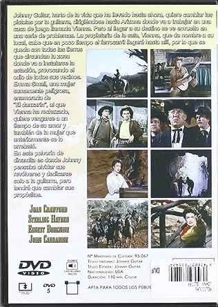 Johnny Guitar [DVD]: Amazon.es: Varios: Cine y Series TV