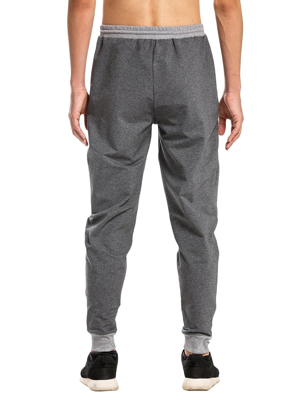 COOFANDY Mens Fashion Jogger Pants Running Trousers Casual Sweatpants