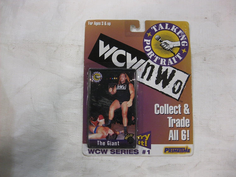 Amazon.com: Tarjeta de WCW/la NWO Talking Retrato el gigante ...