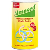 Almased Meal Replacement Shake - Plant Base Protein - Weight Loss Formula - Low-Glycemic High Protein Diet - Metabolism…
