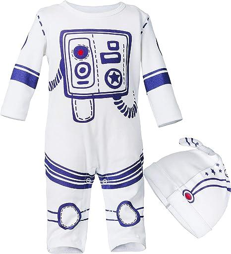 Aramomo - Disfraz de Astronauta para bebé (0-24 Meses) Astronauta ...