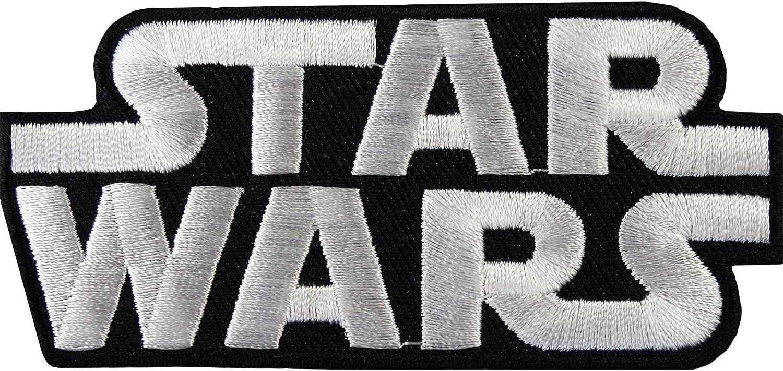 Parche bordado de Star Wars para coser en pantalones vaqueros ...