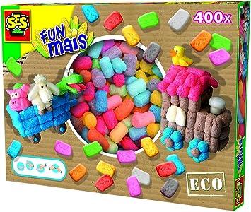 Ses Pack De 400 Bolas Maíz 24979 Amazon Es Juguetes Y Juegos