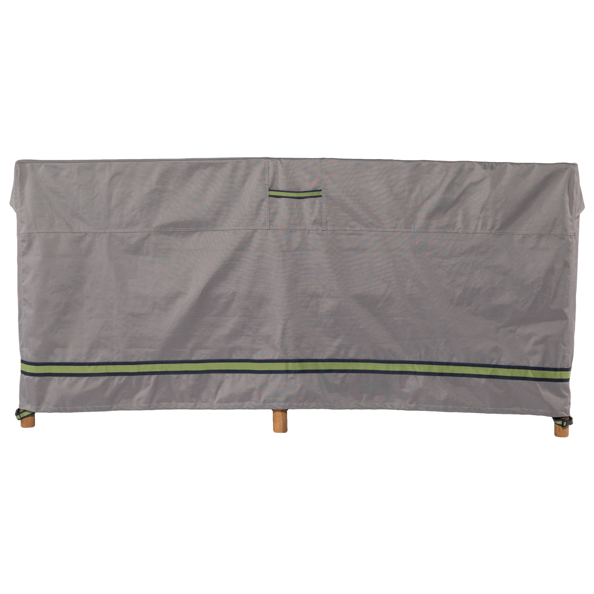 Duck Covers Soteria Rainproof 62'' Wide Patio Loveseat Cover by Duck Covers (Image #6)