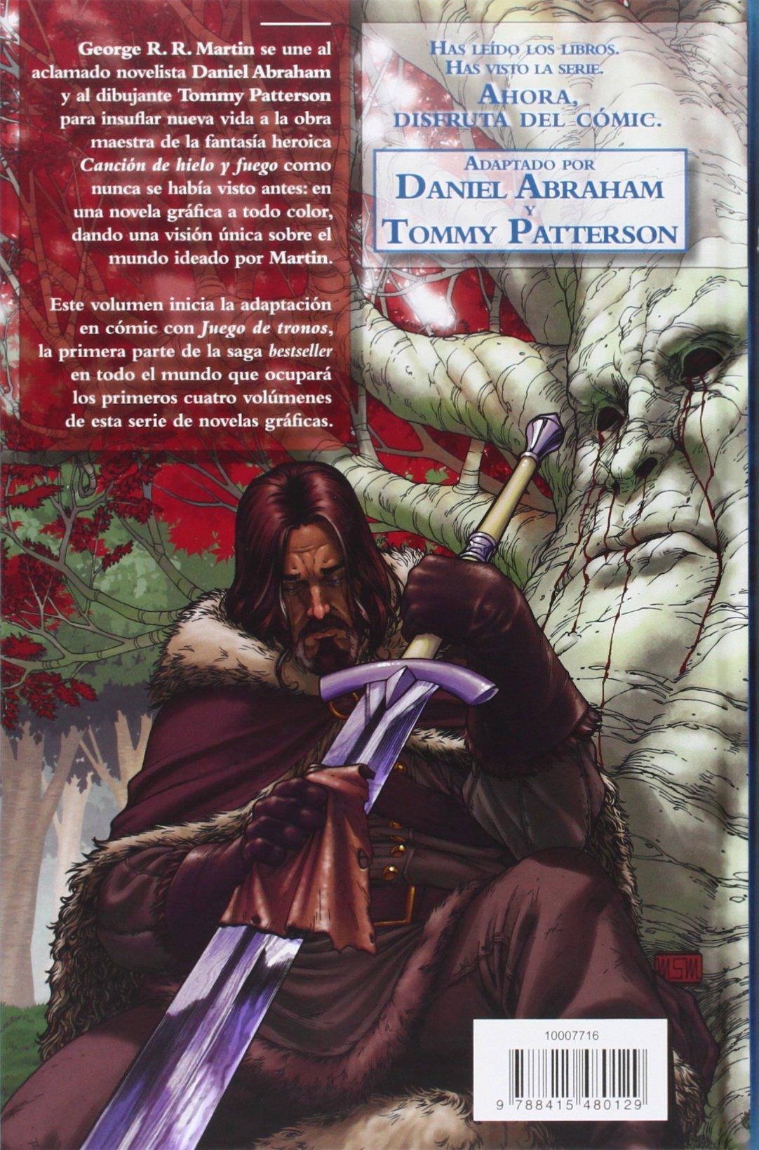Juego de tronos nº 01/04: Canción de hielo y fuego Libro de cómic ...