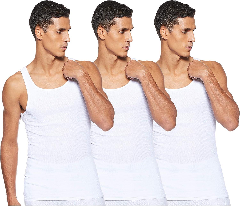 Hanes Men's 3-Pack A-Shirt