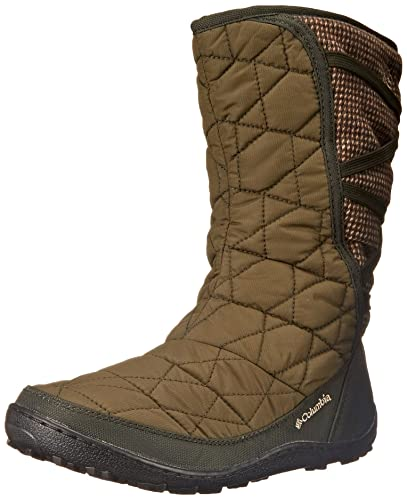 Women's Minx Mid Slip Tweed Winter Boot