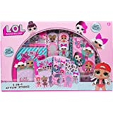 L.O.L. Surprise! 3-IN1 Stylin' Studio Value Pack by Horizon Group USA, Multicolor