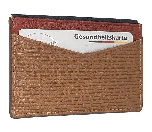 Fossil - Herren Kartenmäppchen Andy Card Case, Fundas de ...